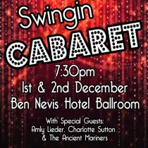 featured image for Swingin' Cabaret 2017